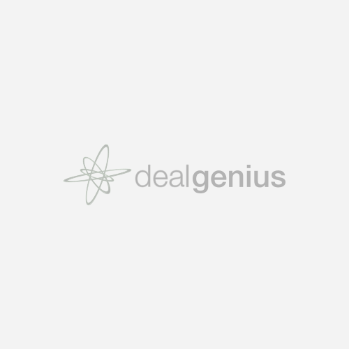 Deal Genius Home Zone Compact Dish Dry Rack With Cutlery Caddy and Drain Board $14 (reg $30)